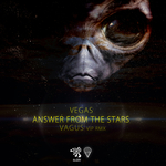 VEGAS (BRASIL) - Answer From The Stars (Vagus VIP Remix) (Front Cover)