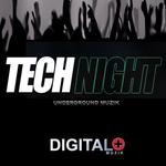 VARIOUS - Tech Night Underground Muzik (Front Cover)