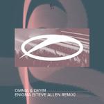 OMNIA & DRYM - Enigma (Steve Allen remix) (Front Cover)