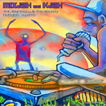 DJ MIXJAH/K JAH - The Righteous & The Wicked (Front Cover)