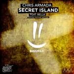 CHRIS ARMADA feat BELLA - Secret Island (Front Cover)