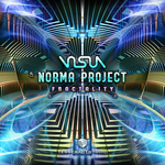 VISUA & NORMA PROJECT - Fractality (Front Cover)
