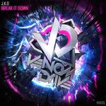 J.K.O - Break It Down (Front Cover)