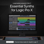 Loopmasters: Essential Synths For Logic Pro X (Sample Pack LOGIC)