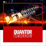 QUANTOR - Tomorrow (Front Cover)