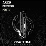 ABIDE - Instinction (Front Cover)