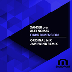 XANDER presents ALEX NOMAK - Dark Dimension (Front Cover)