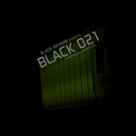 VARIOUS - Black 021 (Front Cover)