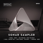 POWDA/BEN STERLING/SAGIA/KING JOSHUA/YINGYANG (UK) - Sonar Sampler (Front Cover)