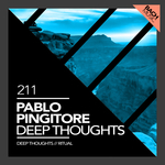 PABLO PINGITORE - Deep Thoughts (Front Cover)