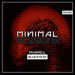 MUNFELL - Blue Eye EP (Front Cover)