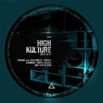 HIGH KULTURE feat UNDA SINISTA - Bass Era (Front Cover)