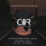 VARIOUS/CODY (RO) - Crossworlder Summer Express: June 2018 (Front Cover)