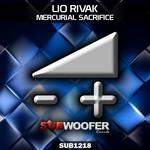 LIO RIVAK - Mercurial Sacrifice (Front Cover)