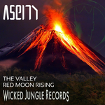 ASEITY - The Valley/Red Moon Rising (Front Cover)