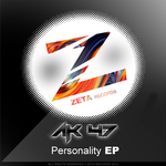 AK47 - Personality EP (Front Cover)