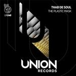 THAB DE SOUL - The Plastic Mask (Front Cover)