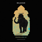 BELLECOUR - Propellers EP (Front Cover)