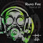 RAPID FIRE - Jungle EP (Front Cover)