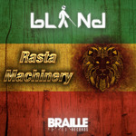BLIND - Rasta Machinery (Front Cover)