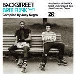 Various/Joey Negro: Backstreet Brit Funk Vol 2 Compiled By Joey Negro