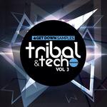 Tribal & Tech Grooves Vol 3 (Sample Pack WAV)