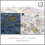 DARIO D'ATTIS/LUNA CITY EXPRESS - Work Together EP (Front Cover)