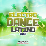 VARIOUS - Electrodance Latino 2018 (Front Cover)