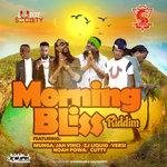 VARIOUS - Morning Bliss Riddim (Front Cover)