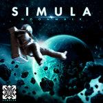 SIMULA - Moonwalk (Front Cover)