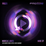 MARCUS JAKES - Mine (Front Cover)