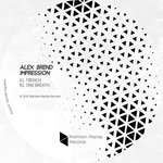 ALEX BREND - Impression EP (Back Cover)