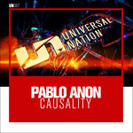 PABLO ANON - Causality (Front Cover)