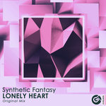 SYNTHETIC FANTASY - Lonely Heart (Front Cover)