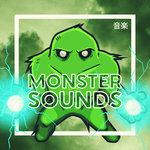 FEATURECAST - Monster Sounds Vol 1 (Back Cover)