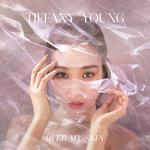 TIFFANY YOUNG - Over My Skin (Front Cover)