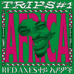RED AXES - Trips #1: In Africa EP (Front Cover)