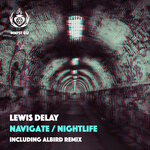 LEWIS DELAY - Navigate/Nightlife (Front Cover)