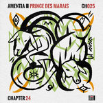 AMENTIA - Prince Des Marais (Front Cover)