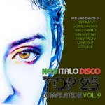 VARIOUS - New Italo Disco Top 25 Compilation Vol 9 (Front Cover)