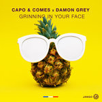 CAPO/COMES/DAMON GREY - Grinning In Your Face (Front Cover)