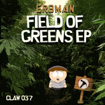 ERBMAN - Field Of Greens EP (Front Cover)