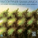 MCCOY TYNER - Sama Layuca (Front Cover)