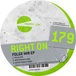 RIGHT ON - Folge Mir (Front Cover)
