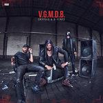 CRYPSIS & D-FENCE - Vol Gas Met Die Bas (Front Cover)
