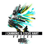 STEVE HART/J CANNONS - Voices (Front Cover)