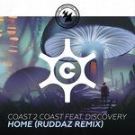 COAST 2 COAST feat DISCOVERY - Home (Front Cover)