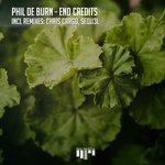 PHIL DE BURN - End Credits (Front Cover)
