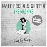 MATT PREHN & GRIFFIN - The Machine (Front Cover)