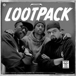 LOOTPACK - Loopdigga (Front Cover)